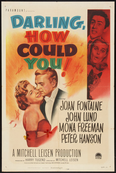 DarlingHowCouldYouPoster