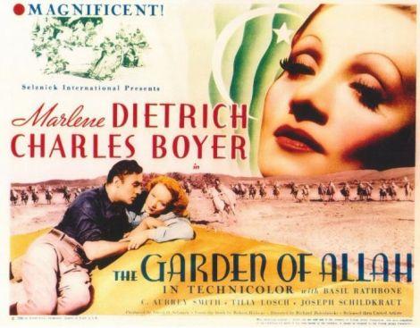 Garden of Allah (1936)
