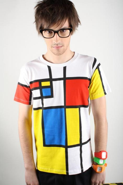 Mondrian-Tee-Shirt.indie-clothing.the-urban-apparel