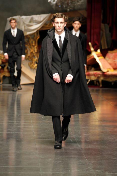 Dolce&Gabbana Men's Show FW 12-13_1
