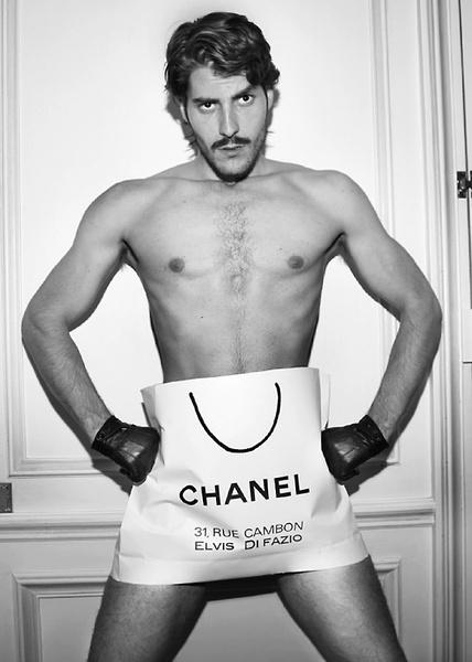 Chanel Bag Costume