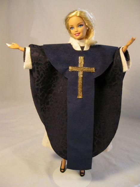 barbie-reverend