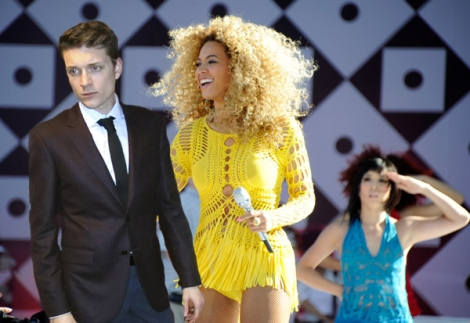 With Bey
