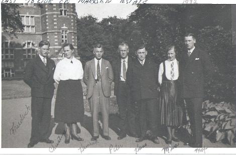 Marxsen Family