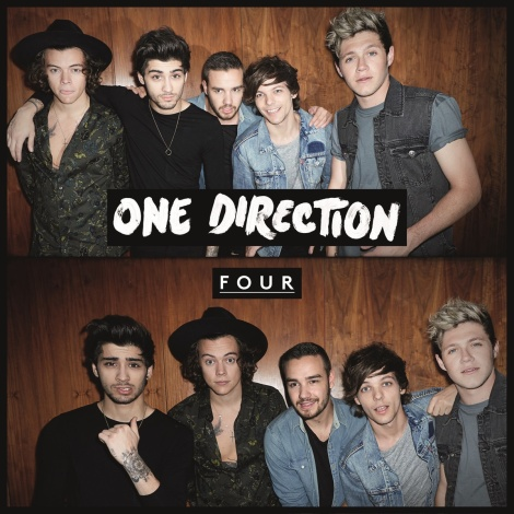 One-Direction-Four-Album-Cover