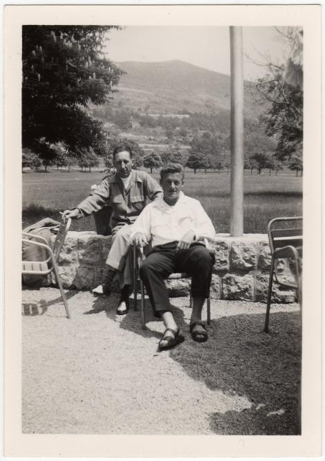 Mac & Antoine Bonifaci (Front)