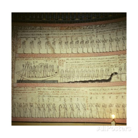 a-wall-in-the-tomb-of-tuthmosis-iii-painted-with-a-scene-from-the-am-duat-the-book-of-that
